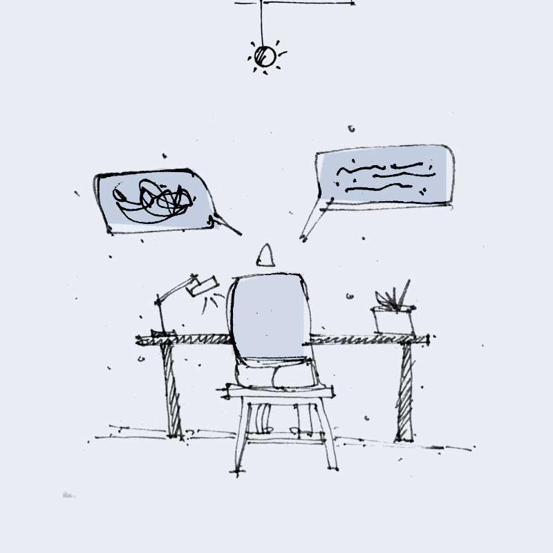 برای دیزاینر شدن کافی است از پشت میز بلند شویم و شروع کنیم.
